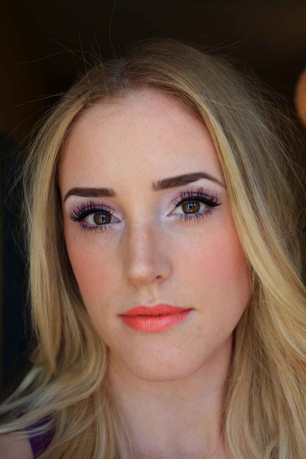 make up store shimmer