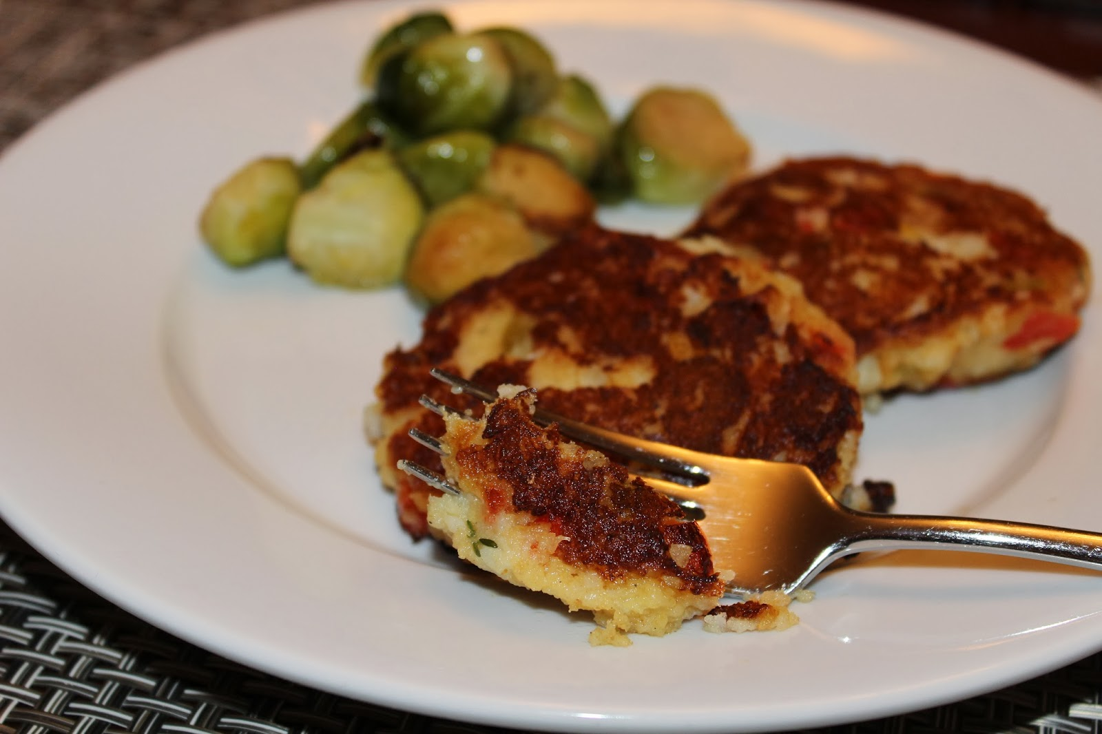 The garlic press cod cakes for Old fashioned cod fish cakes
