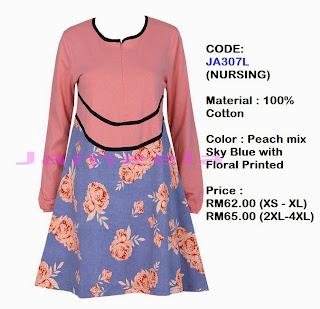 T-shirt-Muslimah-Jameela-JA307L