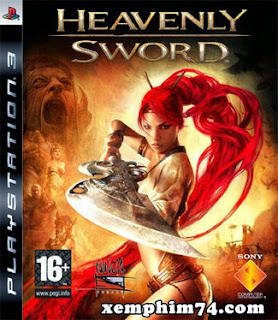 Heavenly Sword ...