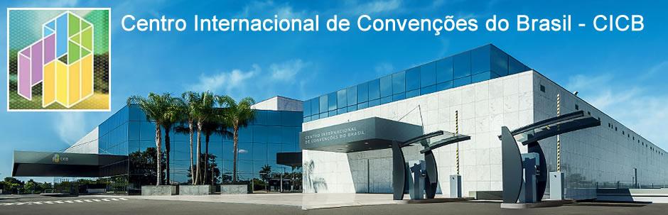 CICB - Centro Internacional de Convenções do Brasil