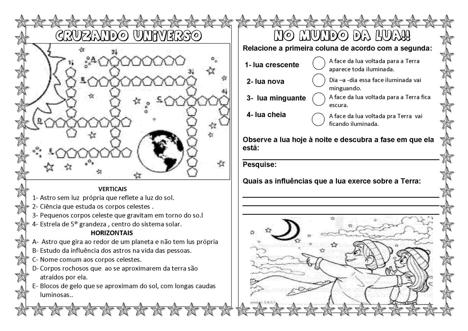 Suficiente TEIA DA VIDA - CONHECER PARA PRESERVAR!: SISTEMA SOLAR WI21