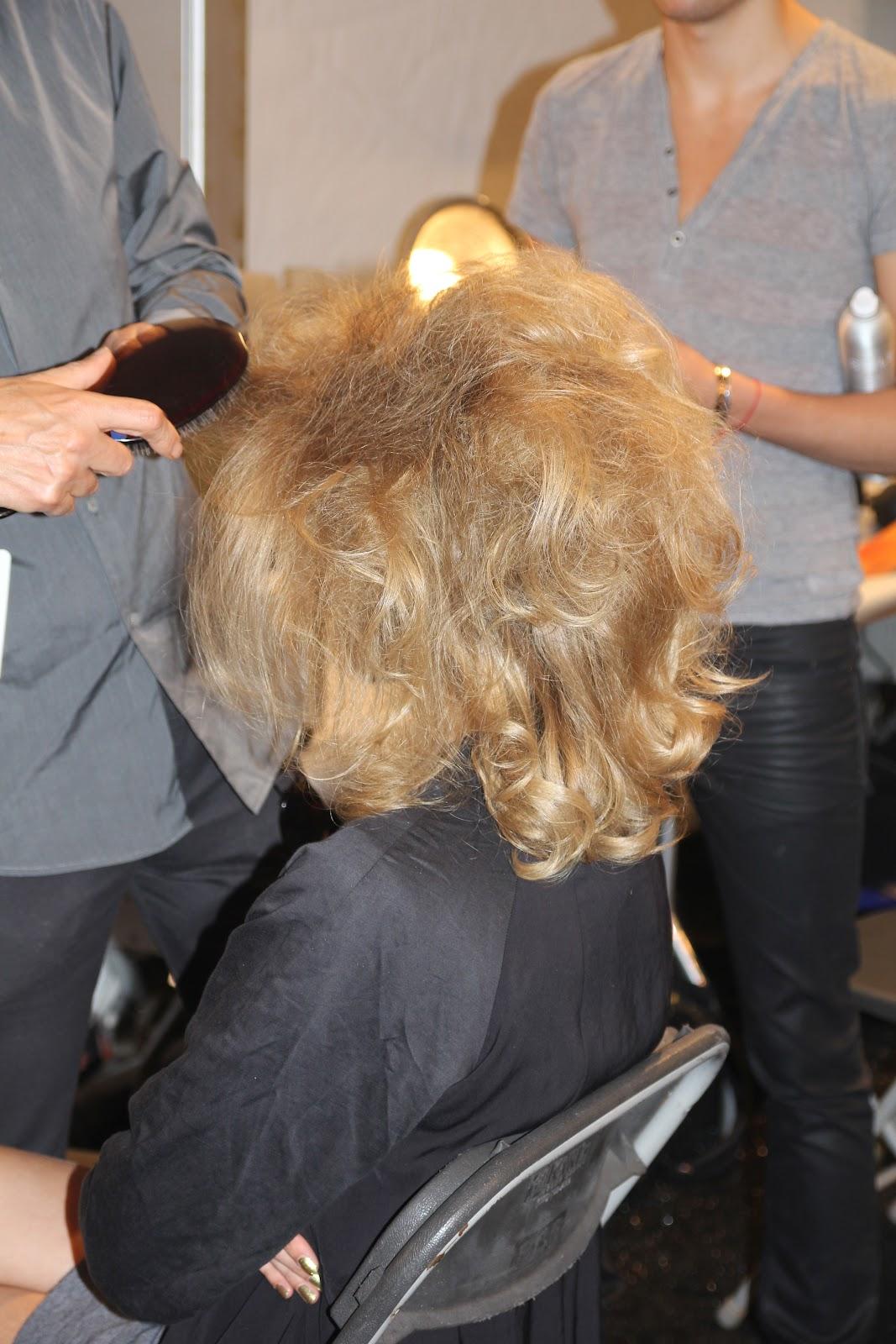 Big Bubble Bouffant Teased Wigs