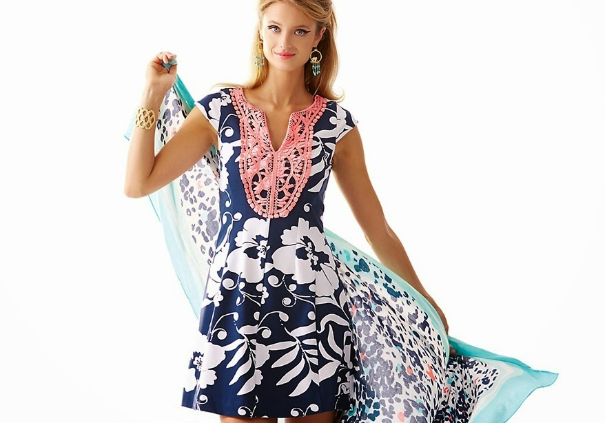 lilly pulitzer briella dress spring 2015