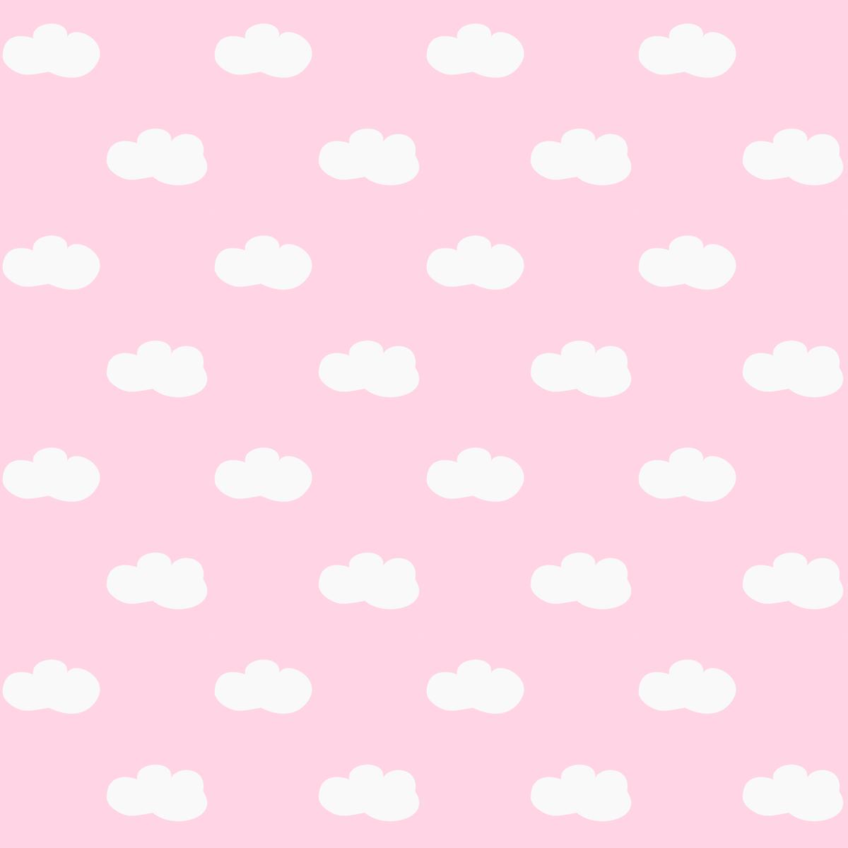 Scrapbook paper clouds - Free Digital Fluffy Clouds Scrapbooking Papers Ausdruckbare Geschenkpapiere Freebie