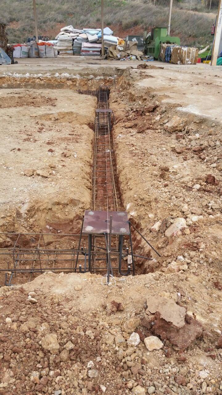 Nave ganadera hormigon prefabricado placas for Solados de hormigon