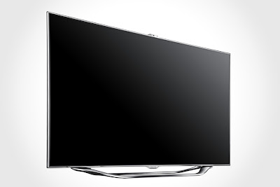 Samsung Smart TV ES8000 and ES7500, Smart TV Top Class