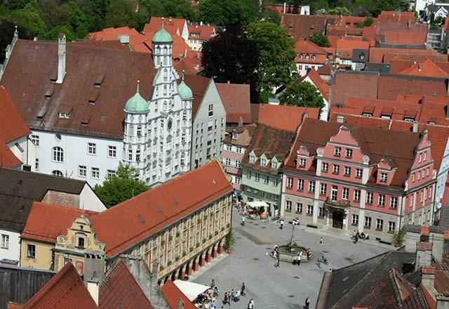 Memmingen - Baviera, Suábia, Alemanha
