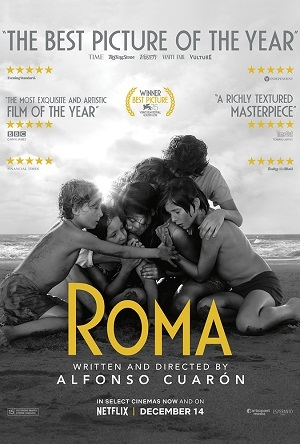 Roma - Legendado 1920x1080 Download torrent download capa