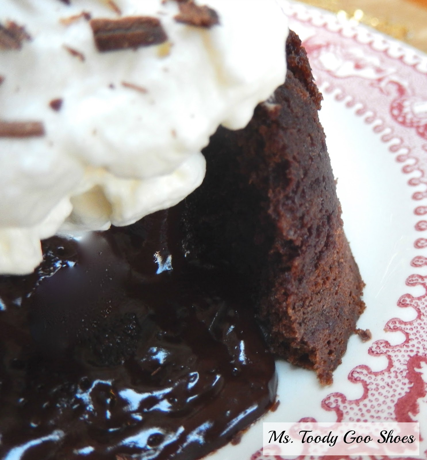 Chocolate Lava Cakes --- by Ms.Toody Goo Shoes