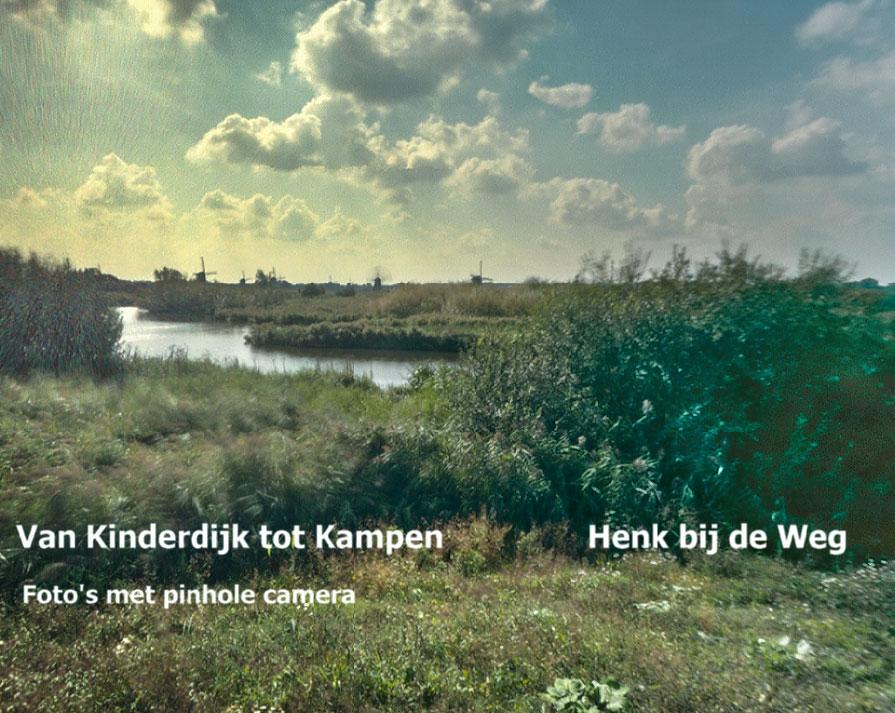 Photobook Van Kinderdijk tot Kampen