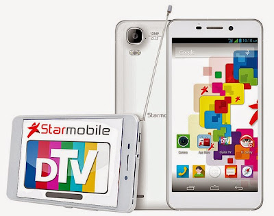 Starmobile 1st Ever Digital TV Signal Testing In Metro Manila