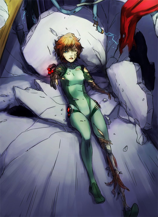 Robot Girl por sage666