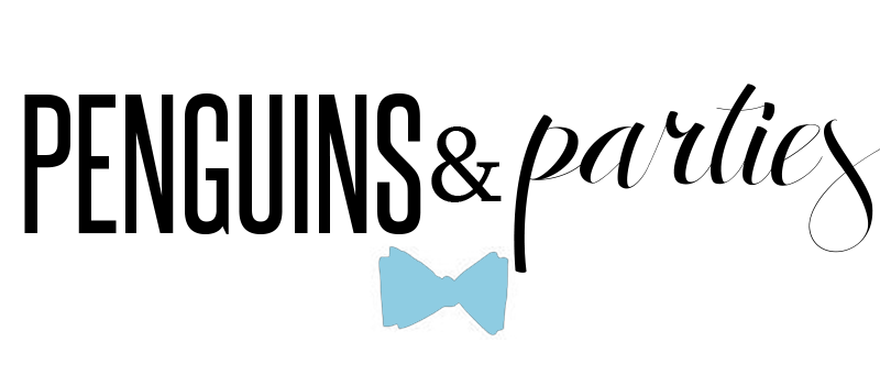 penguins and parties