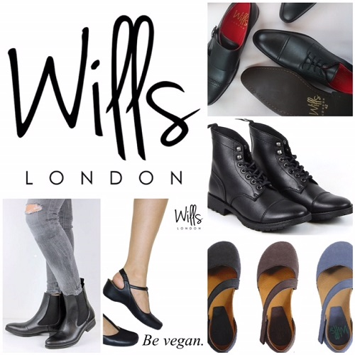 Wills Vegan Shoes Heels