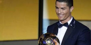 Luis Figo Jagokan CR7 Raih Ballon d'Or