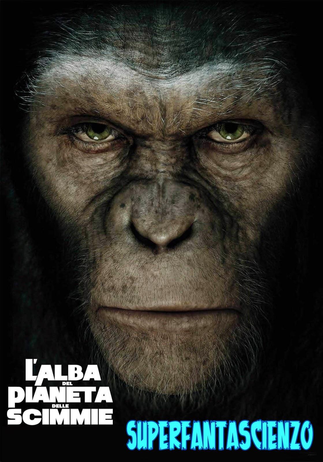 L'alba del pianeta delle scimmie recensione