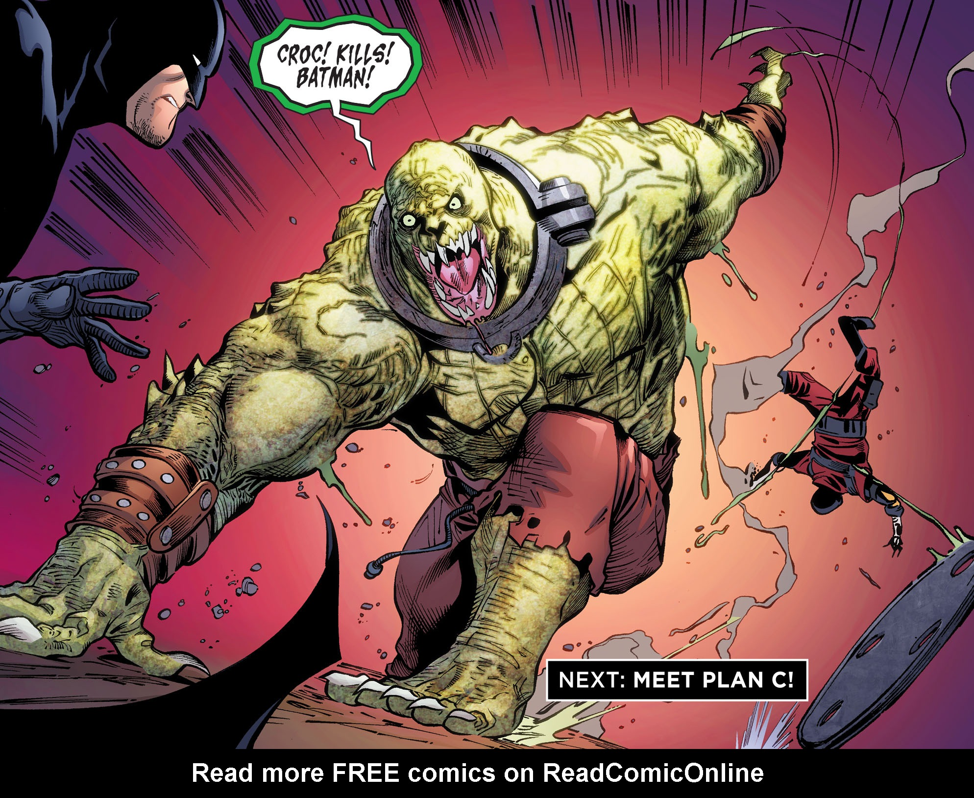 Batman: Arkham Knight [I] Issue #22 #24 - English 22