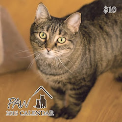 THE NEW PAW SOCIETY CALENDAR IS NOW AVAILABLE