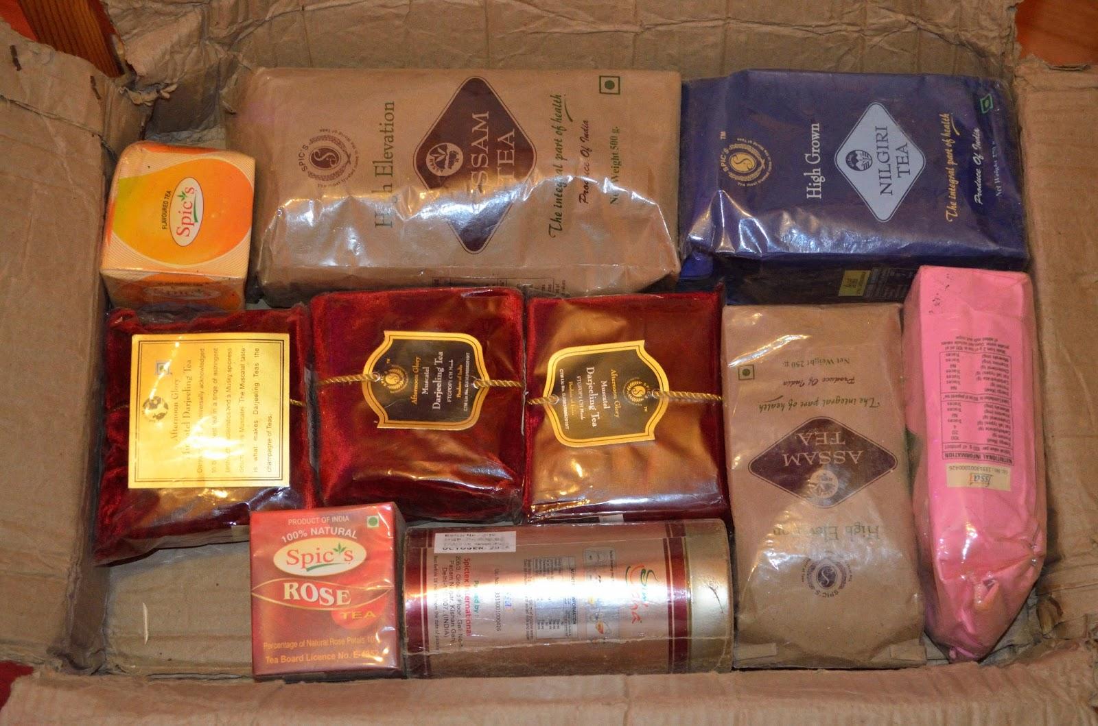 Индийский чай из индии купить