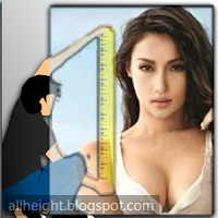 Solenn Heussaff Height - How Tall