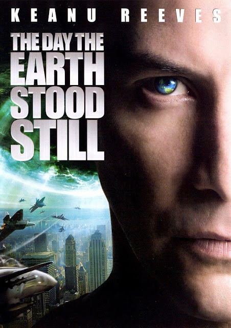 The Day the Earth Stood Still remake con Keanu Reeves.