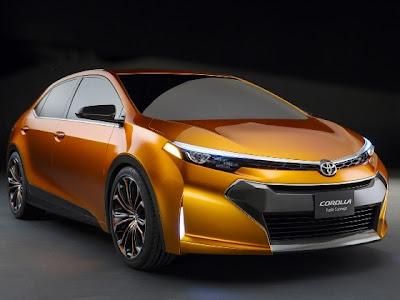 New Toyota Corolla Altis 2014