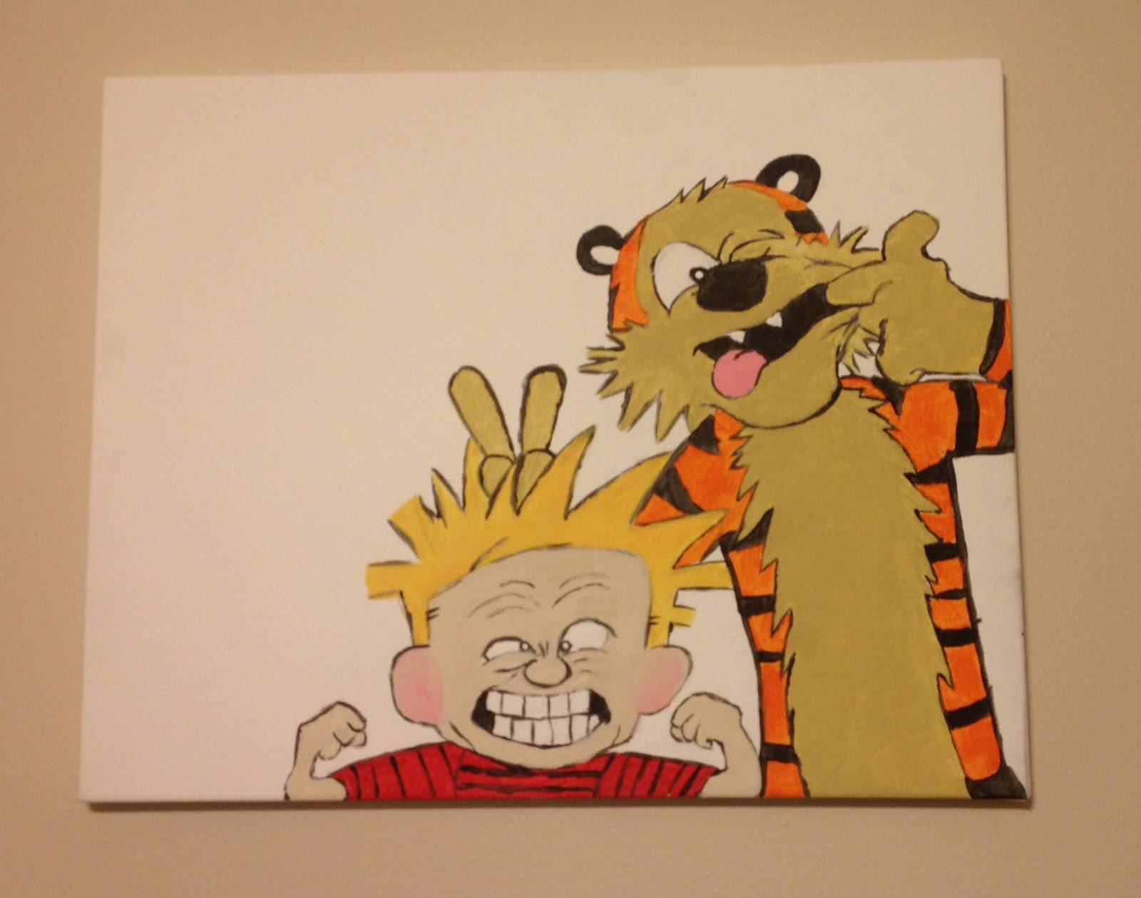 These mountains are mine nursery calvin hobbes for Calvin and hobbes nursery mural
