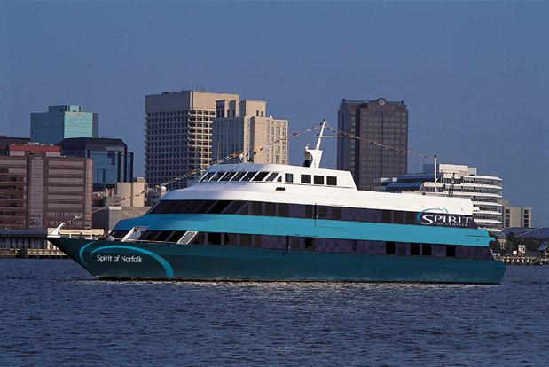 Spirit Of Norfolk Discounts Hampton Roads Guide - Norfolk cruises