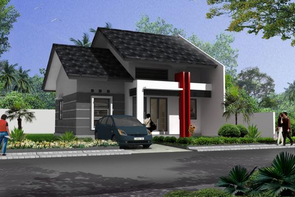 desain rumah sederhana jasa desain arsitektur rumah