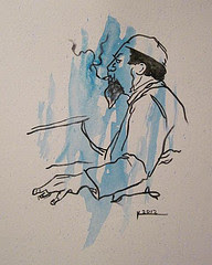 Thelonious Monk (Sold)