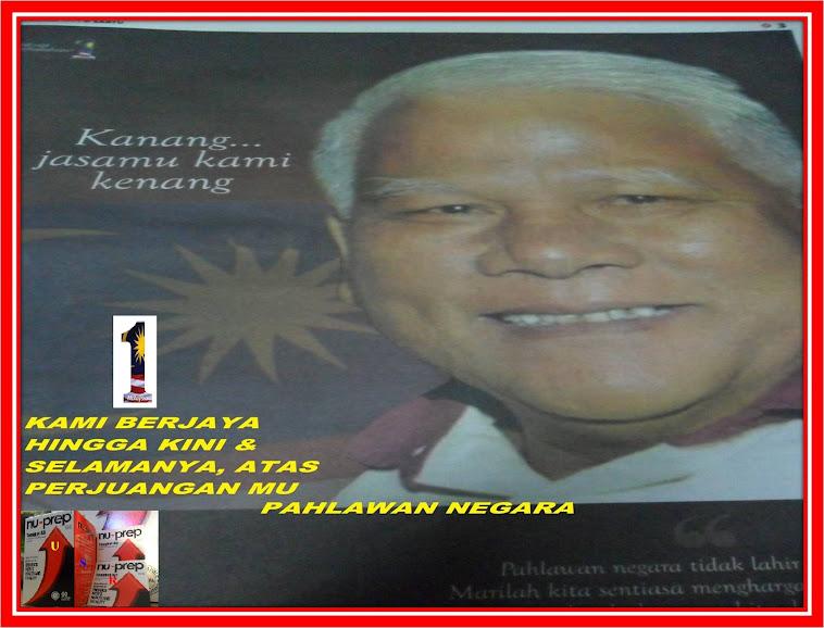 Kejayaan NU-PREP lahir atas Perjuangan Mu PAHLAWAN NEGARA.Sebilion Terima Kasih