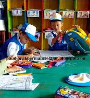 anak stress, lingkungan belajar anak stress