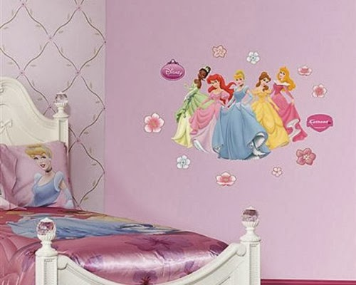 Stunning Bhaap Deal U Disney Princess Wall Decal Stickers At DISCOUNT