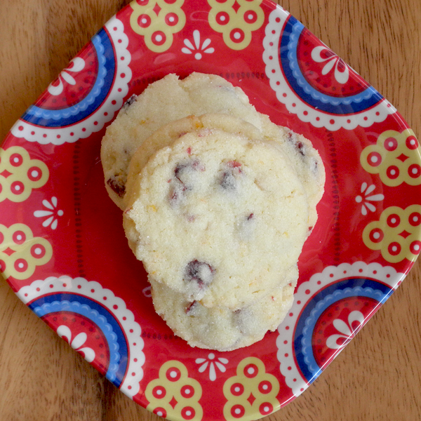 cranberry orange cookies i made my favorite cranberry orange scones a ...