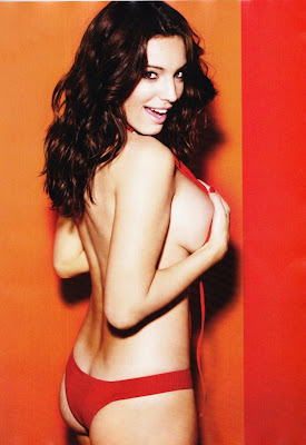 Kelly Brook Esquire Magazine Photoshoot