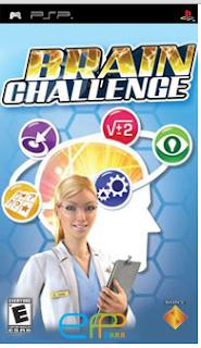 Brain Challege PSP