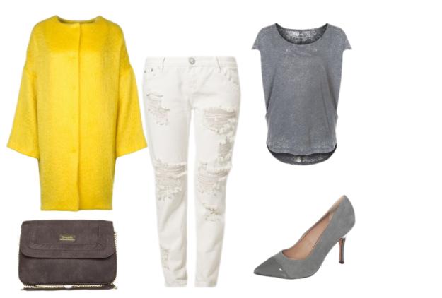 How to Style Yellow Geld Fashionblogger Austria Österreich Kärnten Carinthia Wien Vienna Yellow Spring Collection Trends 2014 Lavender Star Blogger Svetlana