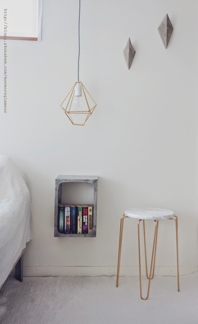 Selbermachen mit Goldlack - günstiges Aufarbeiten alter Möbel, Leuchten & Accessoires zu neuem Designklassiker für die Wohnung!