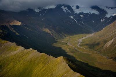 Foto Pemandangan Gunung