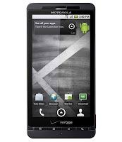Motorola Droid X harga Spesifikasi