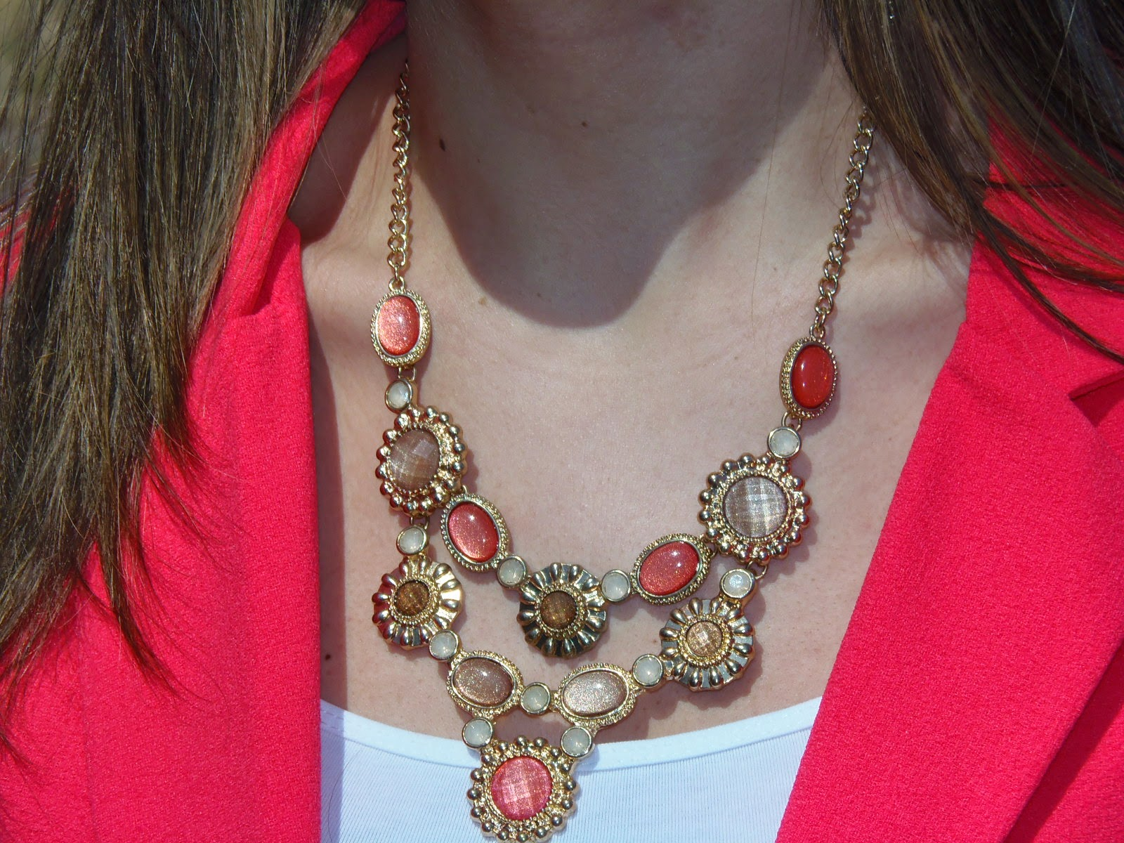 MakeUp and Fashion by Pia Blazer Trend Yellow vs Coral