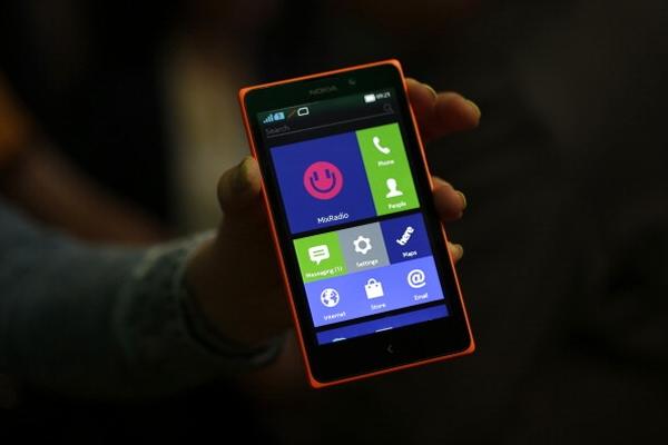 Nokia mató a su proyecto Android