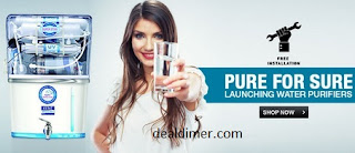 Water Purifiers 30% off or more