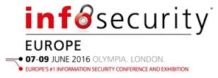 InfoSecurity Europe 2016 Londres