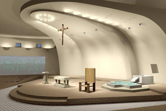 Church Interior Design Ideas