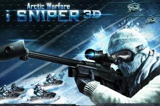 iSniper 3D Arctic Warfare 1.0.1 Cracked Ipa
