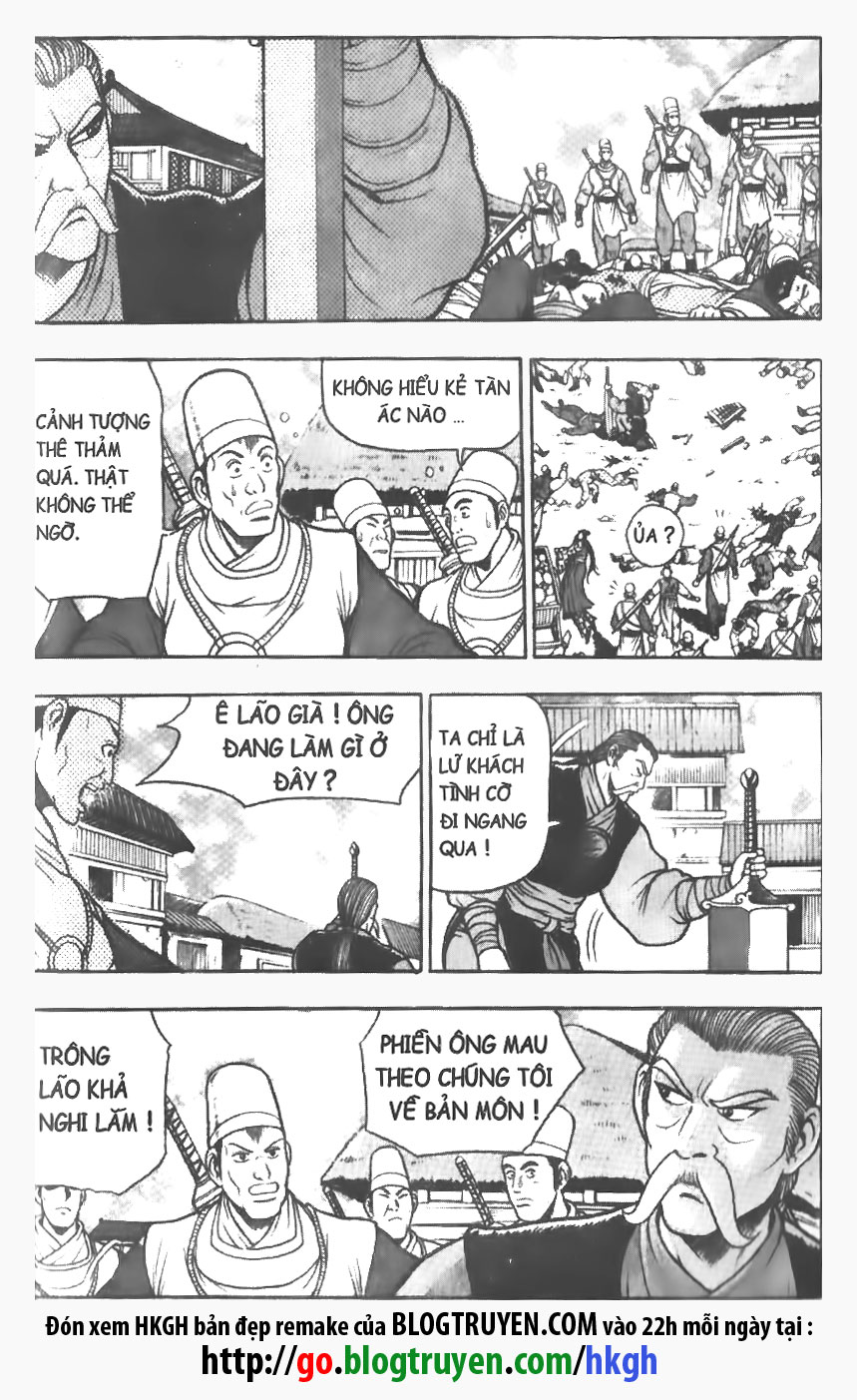 Hiệp Khách Giang Hồ chap 76 page 9 - IZTruyenTranh.com