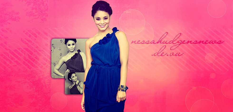 N E S S A H U D G E N S N E W S - Your Best German Source About Vanessa Anne Hudgens