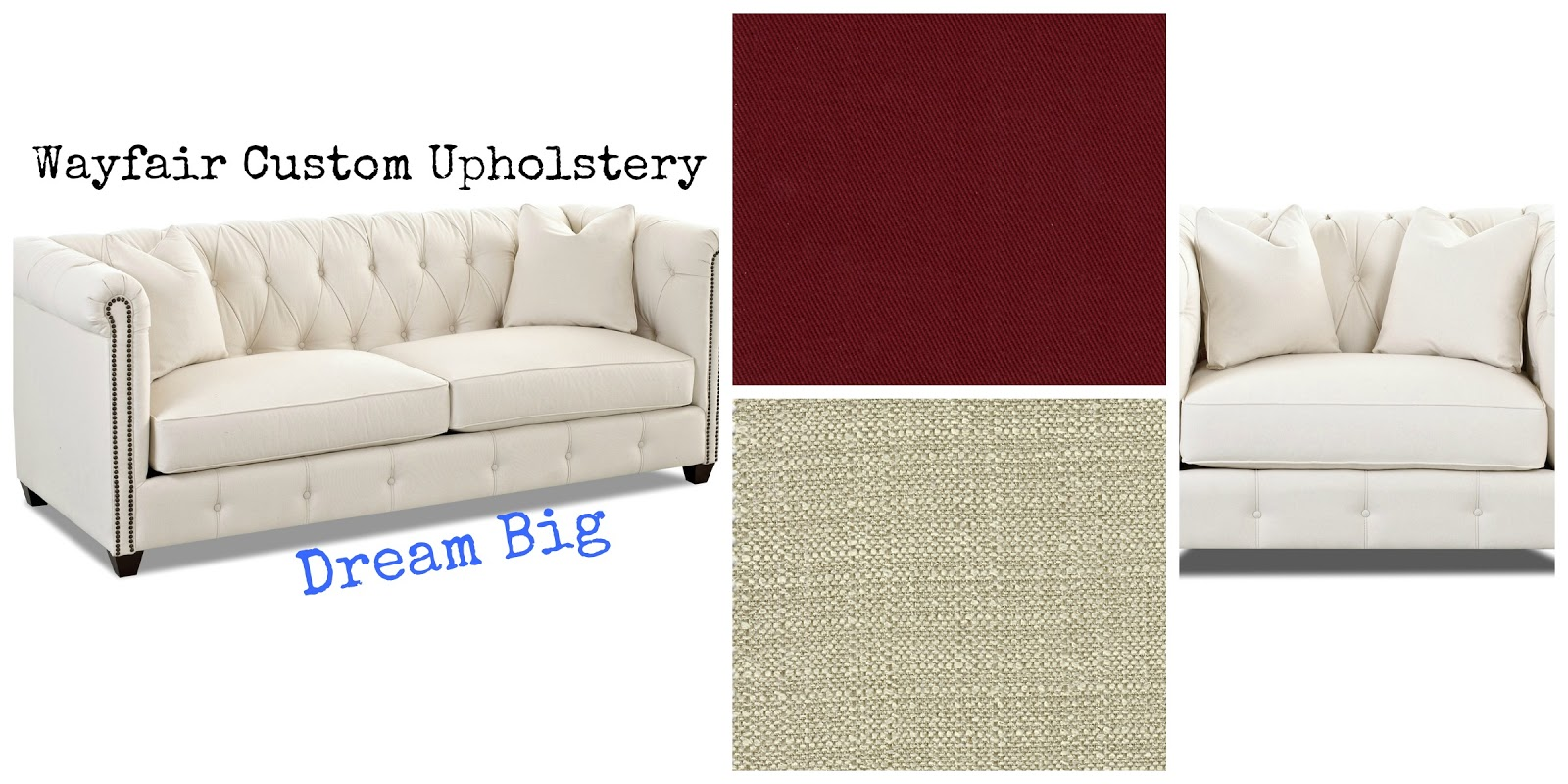 Wayfair Custom Upholstery